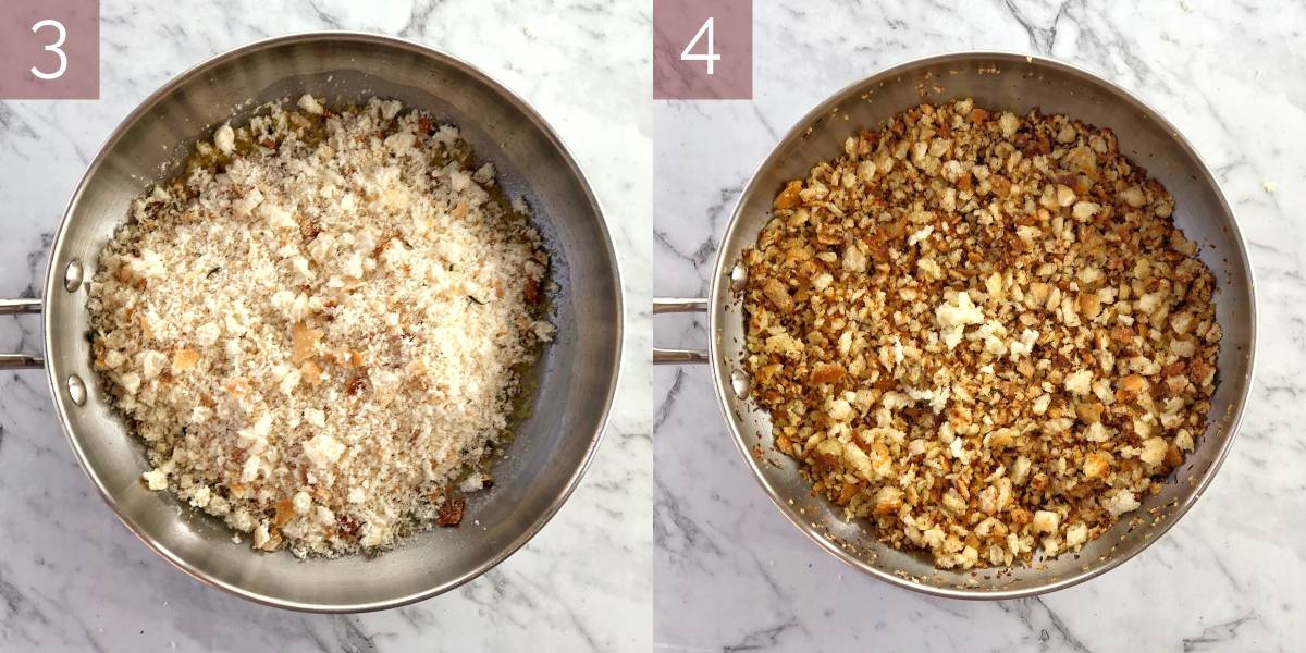 photos showing process of cooking recipe
