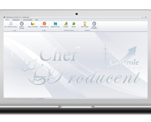 ChefProducent Software Restaurantes, Bares, Pizzarias