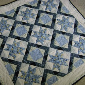 Baby Quilt, 2012