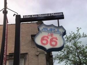 Route 66 Museum in Joliet, IL