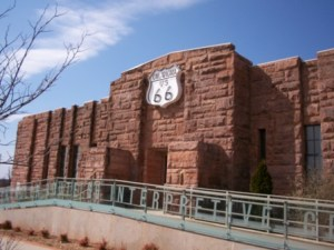 Rt66 Interpretive Center, Chandler, OK
