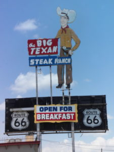 Big Texan Steakhouse, Amarillo, TX
