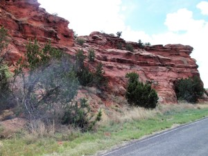The reason you drive Route 66 - beauty abounds!