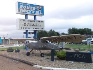 Route 66 Motel, Tucumcari, NM