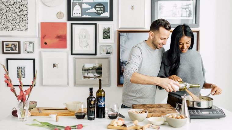 5 tips for the perfect date night at home chef sous chef