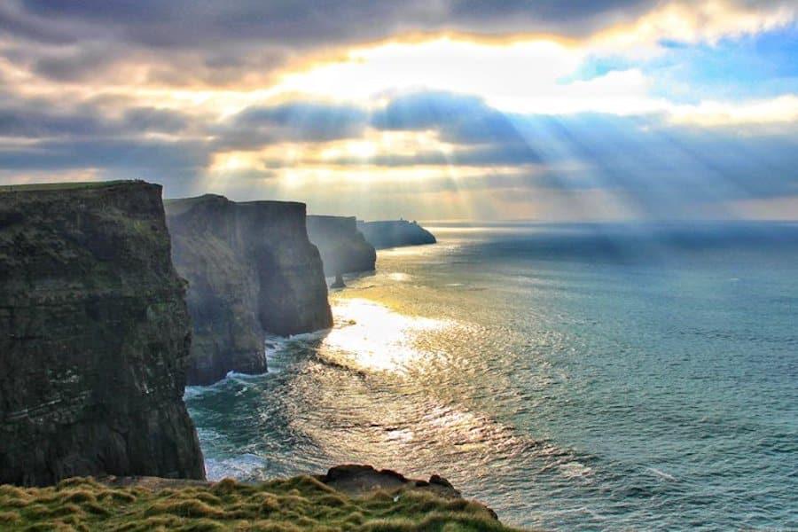 cliffs of moher from dublin