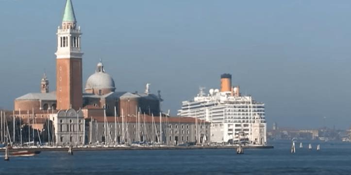 Venedigs Kampf gegen Kreuzfahrtschiffe – Wenn Touristen zum Problem werden