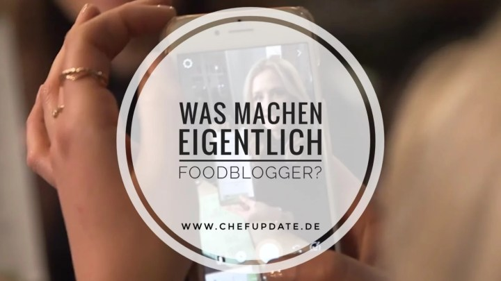 Was machen eigentlich Foodblogger? – Video im Beitrag