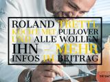 Roland Trettl Pullover Hoodie – Roland Trettl kocht mit Pullover und alle wollen Ihn – Mehr Infos im Beitrag