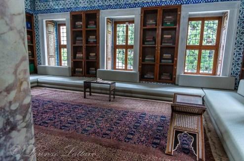 Residenza del palazzo di topkapi a istanbul