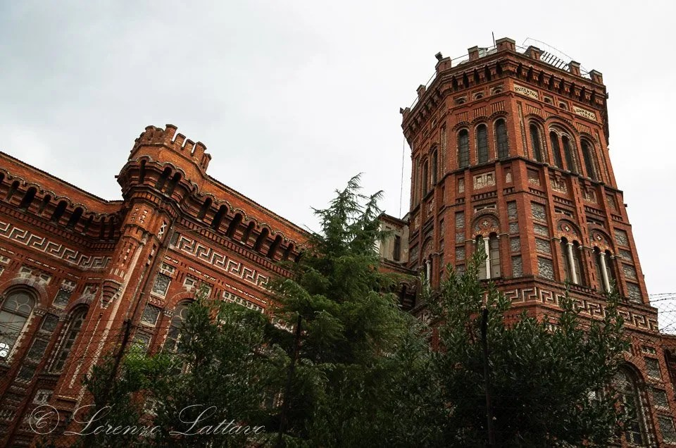 Liceo Greco-ortosso (rum lisesi) a istanbul
