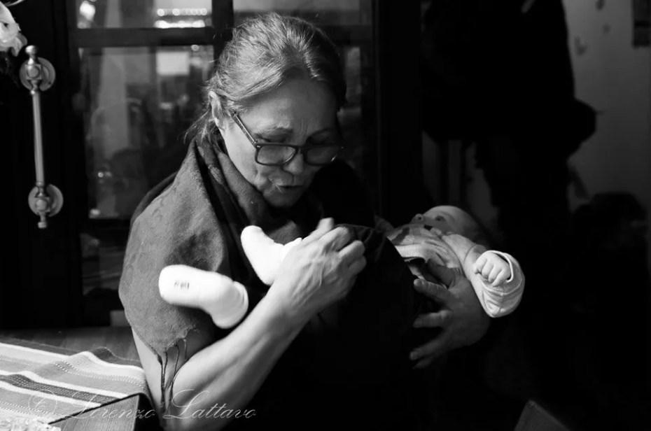 Signora del Pavita manti evi a fener a istanbul