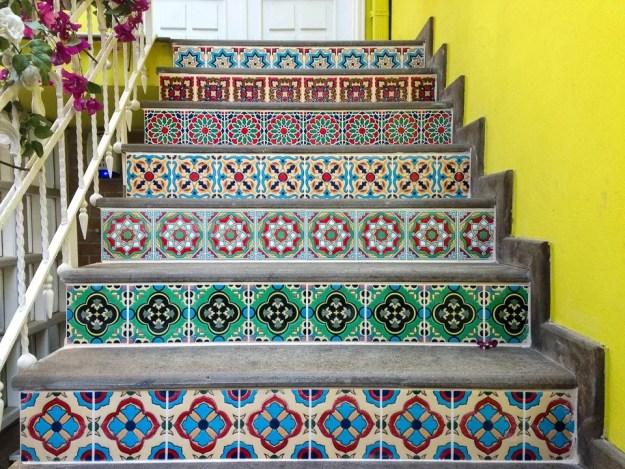 scalinata di uskudar-istanbul