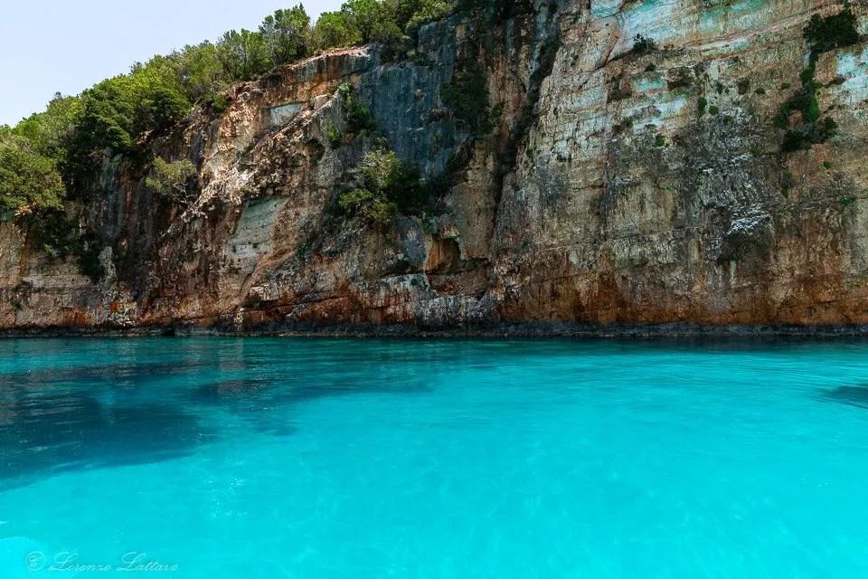 cheilviaggioabbiainizio alla blue lagoon di cefalonia