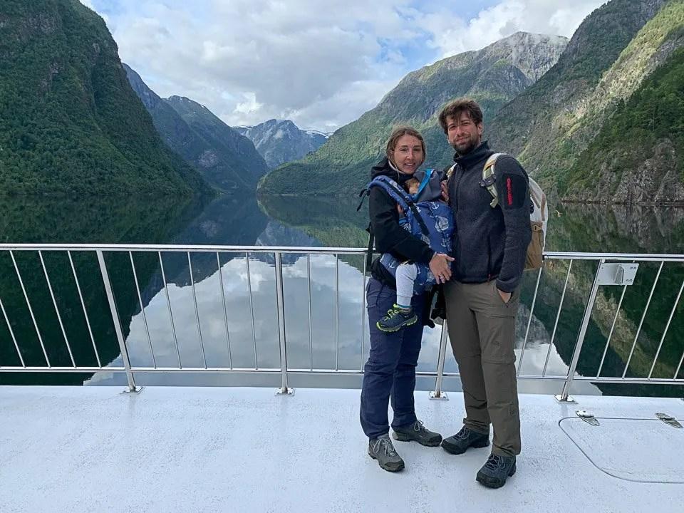 Che il viaggio abbia inizio sul Naerofjord