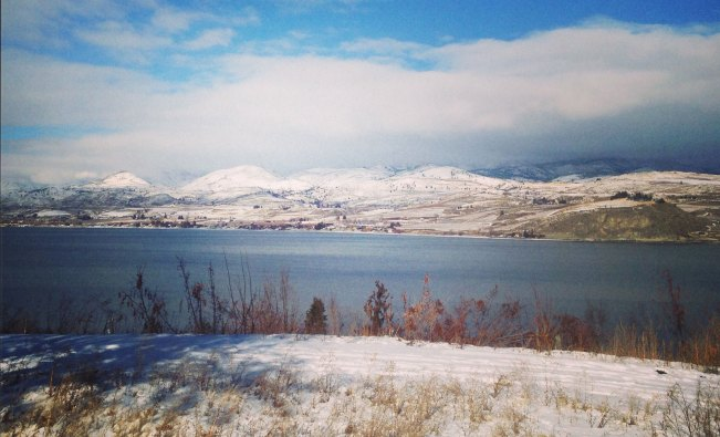 Chelan Property Shop Winter