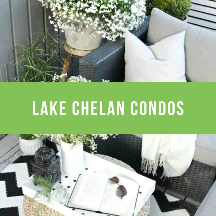 Condos in Lake Chelan