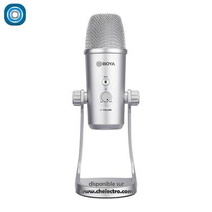 Micro voix off