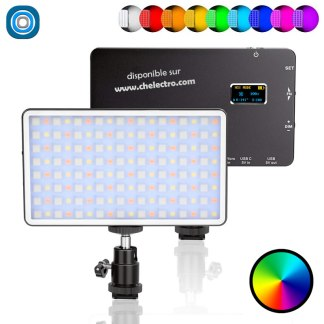 Mini éclairage RGB 150