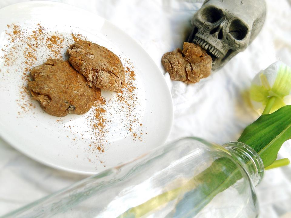 raw healthy vegan cookies recipe