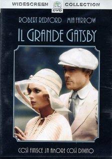 il grande Gatsby DVD Robert Redford