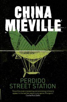 libro Perdido Street Station romanzo fantasy fantascienza steampunk di China Miéville