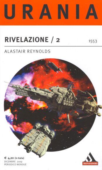 RIVELAZIONE 2 il Ciclo della Rivelazione di Alastair Reynolds