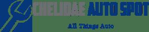 Blue tool logo