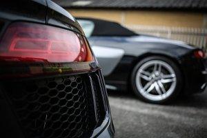 Car tail light