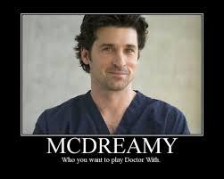 McDreamy