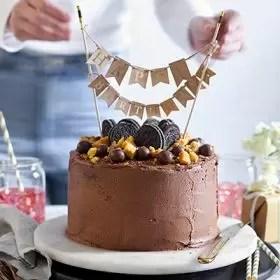 Chocolate Layer Cake Chelsea Sugar
