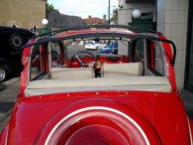 1936 Mercedes V170 Cabrio For Sale
