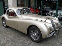 1953 Jaguar XK 120 FHC