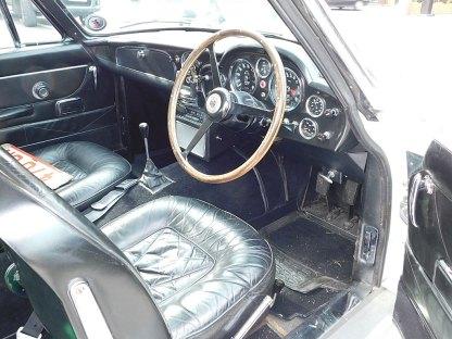 1962 Aston Martin DB6 Vantage