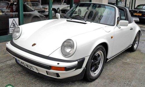 1982 Porsche 911 Targa For Sale