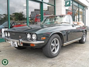 New in at Chelsea Cars – from Jensen Interceptor to Mini