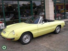1978 Alfa Romeo Spider For Sale