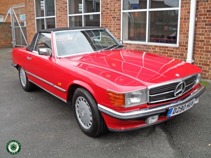 1987 Mercedes 300 SL For Sale