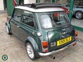 2000 Mini Cooper Sport For Sale