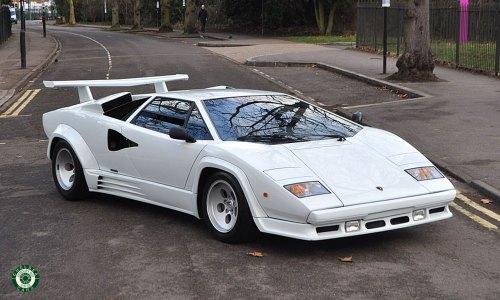 1988 Lamborghini Countach 500 QV For Sale