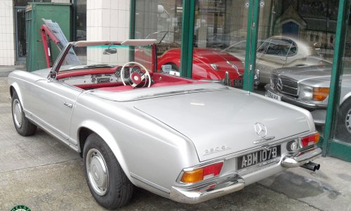 1964 Mercedes 230 SL For Sale