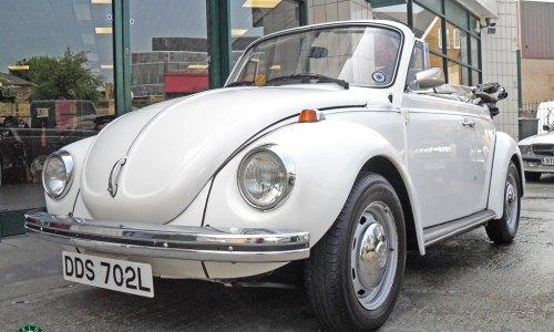 1973 Volkswagen Karmann Beetle Cabriolet For Sale