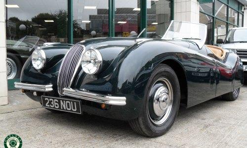 1954 Jaguar XK120 Roadster For sale