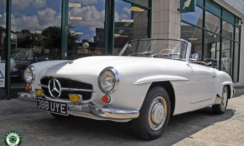 1961 Mercedes Benz 190 SL For Sale