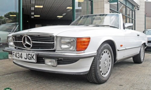 1989 Mercedes 300 SL For Sale
