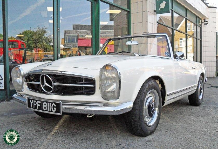 1967 Mercedes Benz 250SL Pagoda For Sale