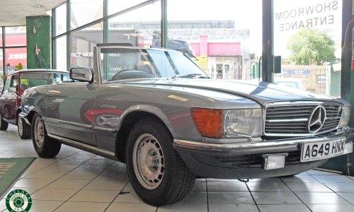 1983 Mercedes Benz 500SL For Sale