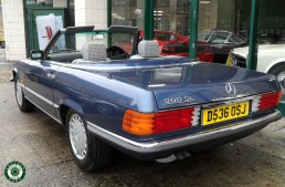 1987 Mercedes Benz 300SL For Sale