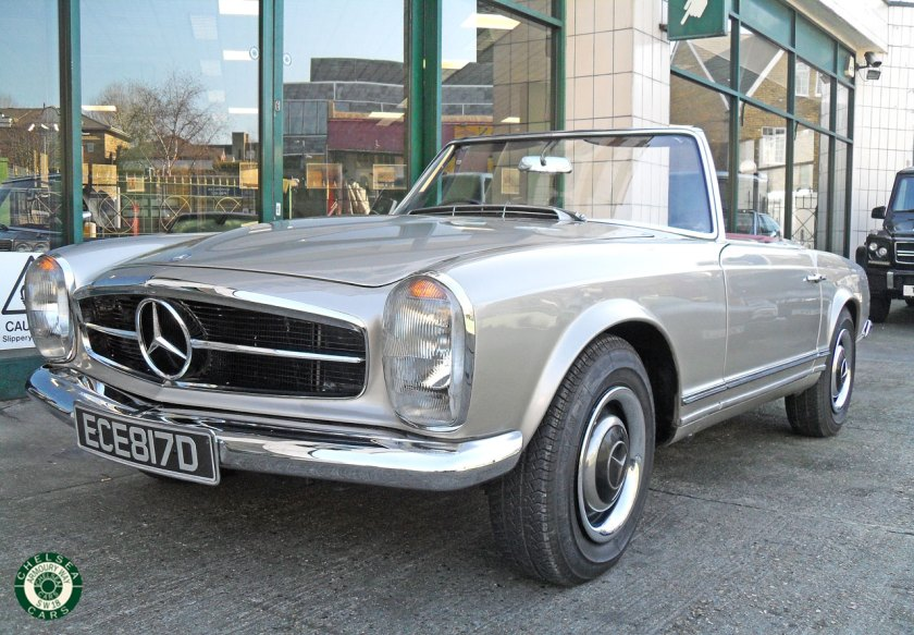 1966 Mercedes 230 SL For Sale