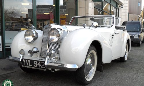 1948 Triumph TR 1800 Roadster For Sale